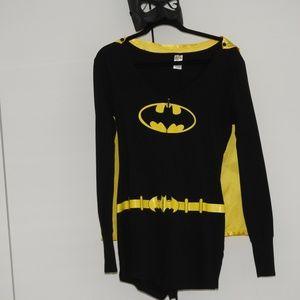 Bat girl  jumper costume size Medium